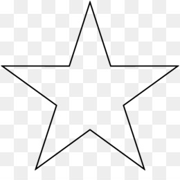 5 Point Star Quilt Pattern Clipart Five Pointed
