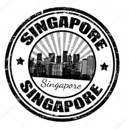 Download Singapore Passport Stamp Png Clipart Royalty Free
