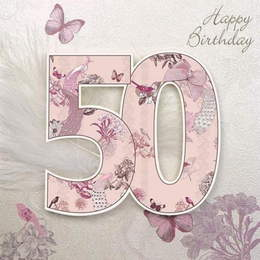 Download Happy 50th Birthday Cards Free Printable Clipart Wedding