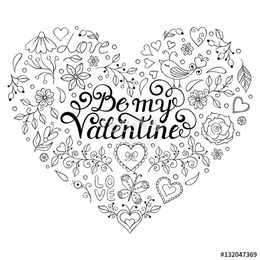 Download Valentine S Day Clipart Heart Valentine S Day Drawing