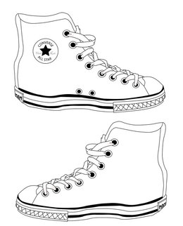 Download template of shoes clipart converse chuck taylor all stars download template of shoes clipart converse chuck taylor all stars shoe drawingwhiteblackproductfontdesignlinepatternillustrationart clipart free maxwellsz