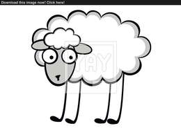 download sheep yarn ball clipart sheep clip art