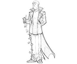 Download calendar man coloring pages clipart Batman: Arkham City ...