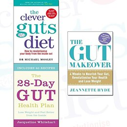 Download Gut Makeover 4 Weeks To Nourish Your Revolutionise Health And Lose Weight Clipart The Clever Guts Diet