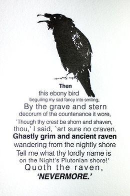 poe poetry style