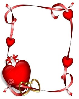 Download Page Borders For Valentines Clipart Valentine S Day Clip Art