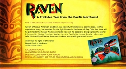 download raven a trickster tale from the pacific northwest clipart