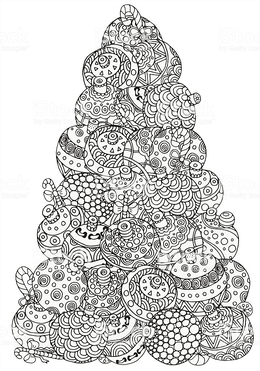 download christmas coloring pages for adults clipart johannas christmas christmas coloring pages adult coloring book stress relieving patterns
