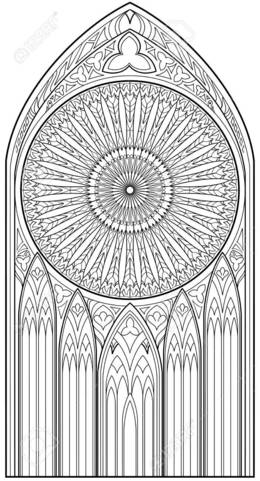 Gothic Architecture clipart - About 1290 free commercial ...