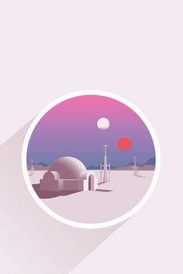 Download Iphone Wallpaper Star Wars Tatoine Clipart Anakin Skywalker Stormtrooper Luke