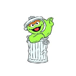Download Oscar The Grouch Coloring Pages Clipart Elmo Colouring