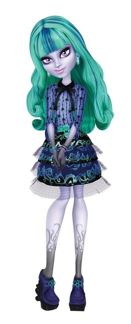 Can Monster high 13 wishes dolls are mistaken