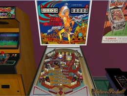 Download old school pinball machine clipart Future Pinball