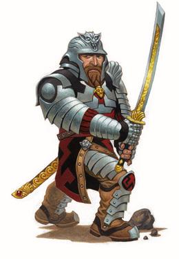 download d d dwarf samurai clipart dungeons dragons dwarf samurai