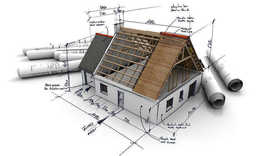 House Construction Clip Art : Home construction clipart about free commercial