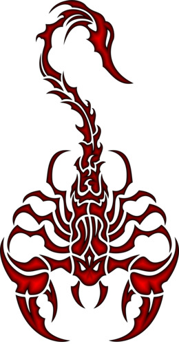 Scorpion clipart - About 744 free commercial & noncommercial clipart ...