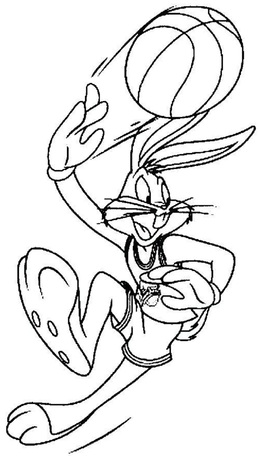 Bunny Coloring Book Clipart About 290 Free Commercial