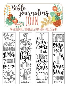 Download Bible Journaling Printable Templates Clipart First Epistle Of John Religious Text
