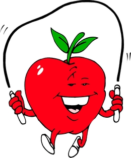 Apple animated. Download gif clipart film