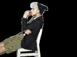 Fashion Model Clipart VIXX Ravi Jekyll