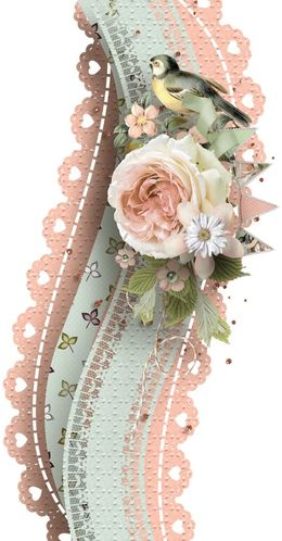 download scrapbooking flowers transparent background clipart digital