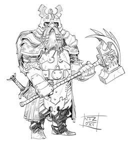 download d d dwarf paladin line art clipart dungeons dragons dwarf