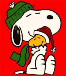 snoopy merry christmas clipart snoopy woodstock charlie brown