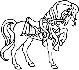 download horse christmas coloring pages clipart horse coloring book christmas coloring pages