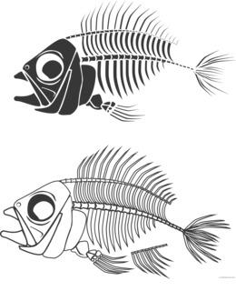 Weird Fish Clipart 11