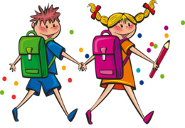 cartoon new school year clipart tahoma school district mary a hubbard school ramsey public school district