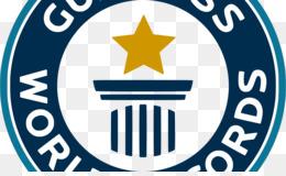 Guinness World Record Logo Png Clipart - Guinness World Records,  Transparent Png , Transparent Png Image - PNGitem