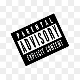 Parental advisory transparent background parent. Png images cliparts about
