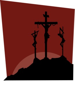 Three Crosses Clipart 1 Three Crosses Clip Art