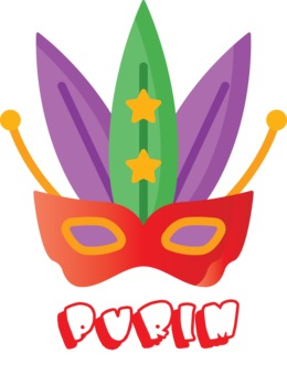 Purim clipart happy purim, Purim happy purim Transparent FREE for download  on WebStockReview 2020